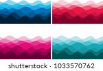 colorful water wave background...