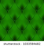 vector eps 10 genuine leather... | Shutterstock .eps vector #1033584682