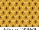vector eps 10 genuine leather... | Shutterstock .eps vector #1033584688