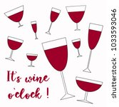 It's Wine O'clock. Quote...
