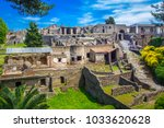Panoramic View Of The Ancient...