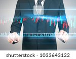 social networking scheme from... | Shutterstock . vector #1033643122