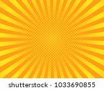 pop art vintage vector...   Shutterstock .eps vector #1033690855