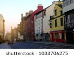 edinburgh  scotland 18 february ... | Shutterstock . vector #1033706275