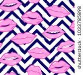 beauty  makeup  cosmetic...   Shutterstock .eps vector #1033785898