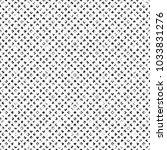 grungy seamless texture of... | Shutterstock .eps vector #1033831276
