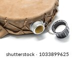 Round Water Bottle Canteen...