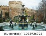 baku  azerbaijan   february 25... | Shutterstock . vector #1033936726