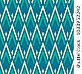 seamless abstract vector... | Shutterstock .eps vector #1033952242