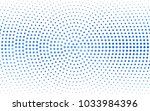 light blue vector illustration... | Shutterstock .eps vector #1033984396