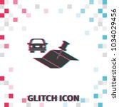 car and pin on the map  glitch...