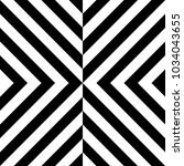 seamless pattern with striped... | Shutterstock .eps vector #1034043655