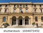 rome  italy   june 23  2017 ... | Shutterstock . vector #1034072452