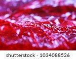 red abstract texture blur... | Shutterstock . vector #1034088526