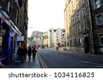 edinburgh  scotland 17 february ... | Shutterstock . vector #1034116825