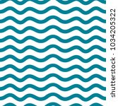 seamless pattern with waves....   Shutterstock .eps vector #1034205322