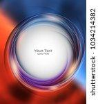 bright design. corporate vector ...   Shutterstock .eps vector #1034214382
