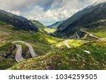 wonderful view on... | Shutterstock . vector #1034259505