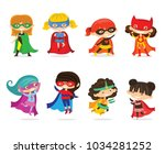cartoon vector illustration of... | Shutterstock .eps vector #1034281252