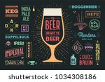 poster or banner with text to... | Shutterstock . vector #1034308186