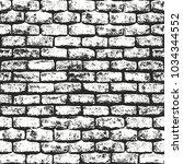 distressed overlay texture of... | Shutterstock .eps vector #1034344552