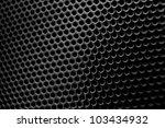 speaker grill texture full... | Shutterstock . vector #103434932