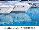 Blue Mediterranean Sea Water I...
