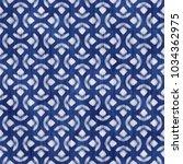 abstract micro geometric folk... | Shutterstock . vector #1034362975