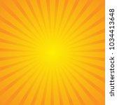 sun rays. sun rays background....   Shutterstock .eps vector #1034413648