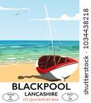 Blackpool Lancashire Vintage...