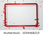 celebration background frame... | Shutterstock .eps vector #1034468215