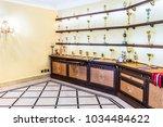 novi petrivtsi  ukraine   may... | Shutterstock . vector #1034484622
