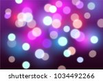 vector abstract background with ... | Shutterstock .eps vector #1034492266