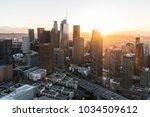los angeles  california  usa  ... | Shutterstock . vector #1034509612
