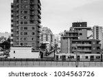 june 25  2014 shinagawa  tokyo  ... | Shutterstock . vector #1034563726