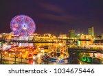 yokohama   japan  jan 8  2018   ... | Shutterstock . vector #1034675446