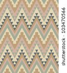 seamless native pattern | Shutterstock .eps vector #103470566
