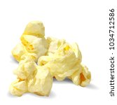 tasty popcorn. elements for... | Shutterstock .eps vector #1034712586