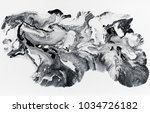 marble abstract acrylic... | Shutterstock . vector #1034726182