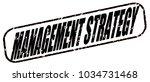 management strategy vintage... | Shutterstock . vector #1034731468