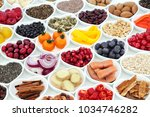 super food nutrition for a... | Shutterstock . vector #1034746282