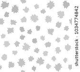 blot pattern. seamless vector...   Shutterstock .eps vector #1034774842