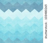 Seamless Chevron Pattern On Ol...