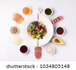 "salad ""collect it yourself"" 