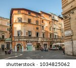 rome  italy   may 05  2015  ...   Shutterstock . vector #1034825062