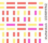 bright tile pattern | Shutterstock .eps vector #1034894962