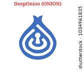 vector deeponion  onion ...   Shutterstock .eps vector #1034961835