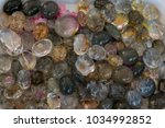 crystal  colorful nature   Shutterstock . vector #1034992852