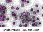 light colored vector background ... | Shutterstock .eps vector #1035053305