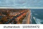 birds eye view of carlsbad... | Shutterstock . vector #1035054472